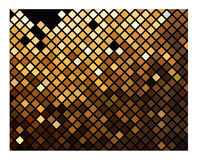 Sparkling Mosaic. A vibrant colorful mosaic pattern made of rectangular tiles to use as background, texture, print, for web as well or for other many uses Royalty Free Stock Photography