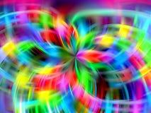 Blue purple yellow orange green rainbow colors, vivid geometries, colorful bright texture and design. Sparkling purple green white yellow orange blue dark vector illustration