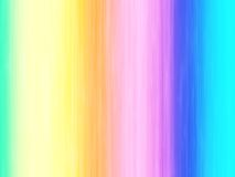 Sparkling Rainbow Showers Royalty Free Stock Photos
