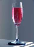 Sparkling Red Royalty Free Stock Image
