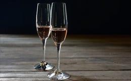 Sparkling Rose Royalty Free Stock Photo