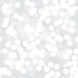 Sparkling seamless vektor för jul Arkivfoton