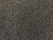 Beautiful silver and black glitter fabric texture for bacground Royalty Free Stock Photos