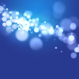 Sparkling Spots Stock Image