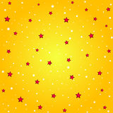 Sparkling stars Royalty Free Stock Photos
