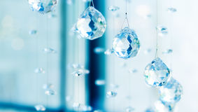 The sparkling teardrop Stock Photography