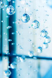 The sparkling teardrop Royalty Free Stock Photography