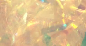 Sparkling transparent colorful shiny background stock image