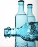 sparkling vatten Arkivbild