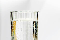 Sparkling water Royalty Free Stock Photography