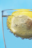 Sparkling water royalty free stock image