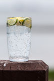 Sparkling water Stock Photography