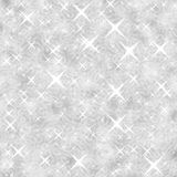Sparkling white surface background with stars Stock Photos
