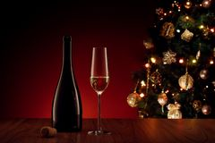 Sparkling wine Stock Image