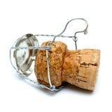 Sparkling wine cork Royalty Free Stock Image