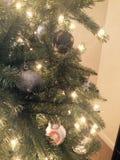 Sparkly рождество стоковые фото