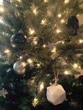 Sparkly рождество стоковая фотография rf
