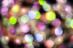 Sparkly background Stock Photography
