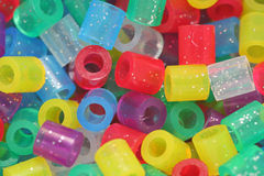 Sparkly Beads Royalty Free Stock Images
