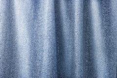 Curtain Blue Background Stock Photos