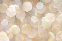 Sparkly bokeh Stock Images