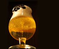 Sparkly Duvel. Royalty Free Stock Photography