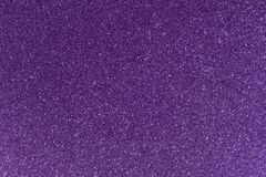 Sparkly glitter. Abstract photograph of sparkly, metallic and reflective glitter card royalty free stock photography