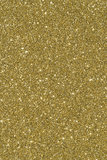 Sparkly gold glitter background Royalty Free Stock Photography