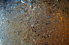 Sparkly golden and silver texture Stock Photography