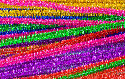 Sparkly leda i rör rengöringsmedel Royaltyfri Foto