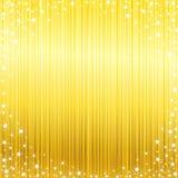 sparkly ljus ram Royaltyfri Bild