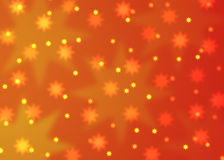 Sparkly stars Royalty Free Stock Photography