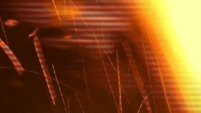 Sparks and Flames. A close-up of sparks and flames at a fire fiesta. Filmed at night, a detail of the inferno, a full screen of hot orange blaze stock video