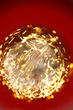 Sparks  flashes  fire   flame Royalty Free Stock Image