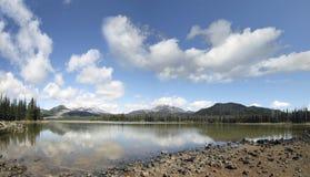 Sparks Lake Oregon Royalty Free Stock Photo