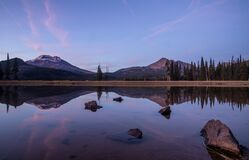 Sparks Lake View