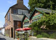 Sparks Yard in Arundel. West Sussex. England Royalty Free Stock Photos