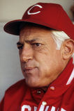 Sparky Anderson Stock Afbeelding