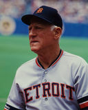 Sparky Anderson, Detroit Tigers Stock Image