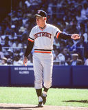 Sparky Anderson royalty free stock images