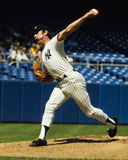 Sparky Lyle New York Yankees Arkivfoton