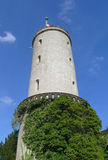 Sparrenburg fom башни Стоковые Фото