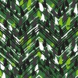 Sparretryck med färgrika band och linjer Arkivfoton