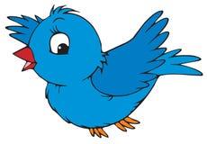 Sparrow (vector clip-art) Royalty Free Stock Photos