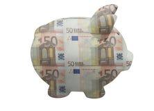 Sparschwein Stockfoto