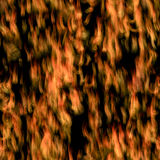 Sparse flames seamless tile Stock Photo