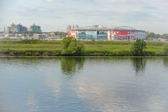 Spartak stadium Stock Image