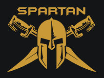 Spartan Royalty Free Stock Images
