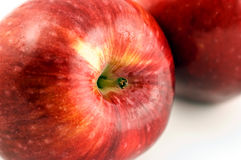 Spartan apples Royalty Free Stock Photography