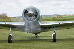 Spartan Executive at the Shuttleworth Collection Stock Image